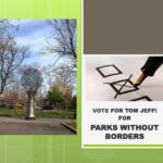Tom Jeff for Parks Without Bordesr