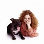 Bernadette with Stella   New York City Dog