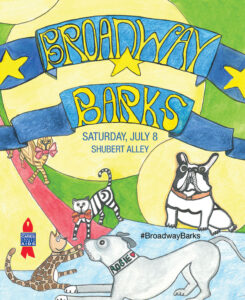 Broadway Barks | New York City Dog